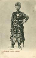 Indochina, Vietnam, Emperor Thanh Thai Of Annam Hué (1910s) Postcard - Viêt-Nam