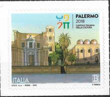 2018 Italien Mi.4068**MNH   Palermo, Italienische Kulturhauptstadt 2018. - 2011-...:  Nuevos