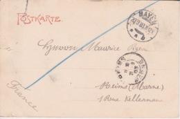 ALLEMAGNE - MAYEN - 1903 - Mayen