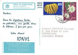 FORMOSE - IONYL- CROISIERE EN EXTREME ORIENT - 1964/65 - ESCALE A FORMOSE. - Briefe U. Dokumente