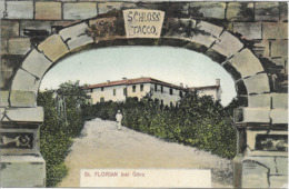 1908 - ST.FLORIAN Bei GORIZIA , Gute Zustand, 2 Scan - Gorizia