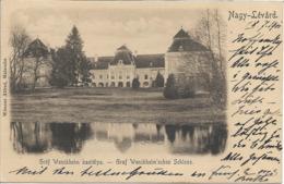 1901 - Velke Levare , Nagylevard , Gute Zustand, 2 Scan - Slovakia