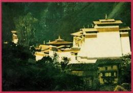 CPM Asia Bhoutan BHUTAN : Tongsa (CHHOICHE) Dzong - Butan