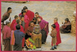 CPM Asia Bhoutan BHUTAN : Tashi Gomang : A Portable Chapel...Buddhist Pantheon - Butan