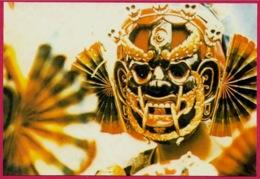 CPM Asia Bhoutan BHUTAN : Mask - Gnaging - Butan