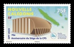 New Caledonia 2019 Mih. 1780 International Development Organisation Pacific Community MNH ** - New Caledonia