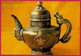 CPM Asia Bhoutan BHUTAN : Chhu Zamg Jadam (Théière) - Butan