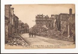 Militaria Le Crme De Reims - Guerre 1914-18