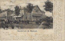 BOCKRYCK Sanatorium ( Voyagé 1908) - Genk