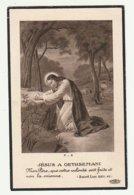 Décès Léonie Marie Arcadie SEVERIN Veuve Vanham Braine L'Alleud 1868 -1950 - Images Religieuses