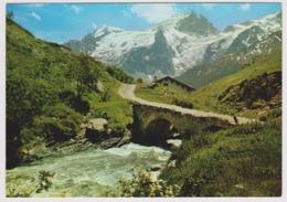 05 - LA ROUTE DES GRANDES ALPES - Le Massif De La Meije - édition AJAX N° A. 12.127 - 1968 - Otros Municipios