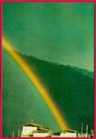 CPM Asia Bhoutan BHUTAN : A Rainbow Behind Changangkha - Butan