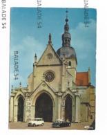 CPM - GRAY (70) La Basilique Notre-Dame De GRAY (2 Voitures Devant : Citroën DS Renault R4) - Gray