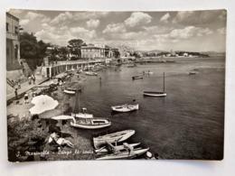 S. MARINELLA LUNGO LA COSTA   1957 - Roma
