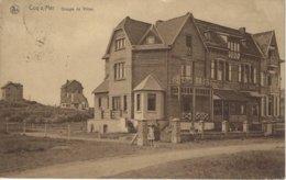 De Haan - COQ S/MER - Groupe DE Villas - De Haan