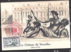 France 1952: Carte Maximum Avec Les N°  937/938 Aucun Défaut Constaté Voir Le Recto/verso - 1950-59