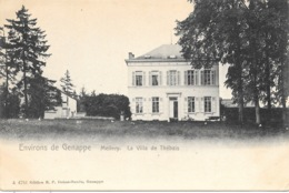 Mellery NA2: Environs De Genappe. La Villa De Thébais - Villers-la-Ville