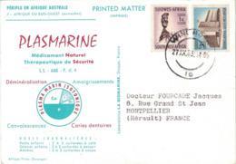 AFRIQUE DU SUD - MARINOL - IONYL- PERIPLE EN AFRIQUE AUSTRALE - 1963/64 - WINDHOEK. - Afrique Du Sud (1961-...)