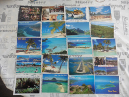 LOT  DE  838  CARTES  POSTALES  NEUVES  DE  LA  POLYNESIE - Cartes Postales