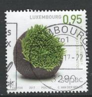 Luxemburg, Yv 2080 Jaar 2017, Gestempeld - Luxemburg