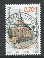 Luxemburg, Yv 2081 Jaar 2017, Gestempeld - Luxemburg