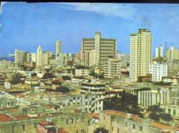 Ciudad De La Habana - Havana City - Ville De La Havane - Formato Grande Viaggiata Mancante Di Affrancatura – E 13 - Cartoline