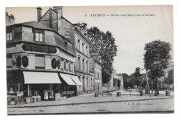 14 – LISIEUX : Boulevard Duchesne-Fournet N° 3 - Lisieux