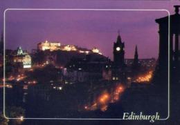 Edinburgh - Formato Grande Viaggiata Mancante Di Affrancatura – E 13 - Cartoline