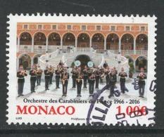 Monaco, Yv 3027 Jaar 2016, Gestempeld - Monaco