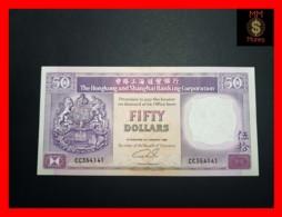 HONG KONG 50 $  1.1.1992  P. 193 C  UNC - Hong Kong