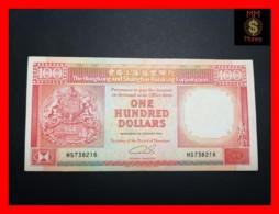 HONG KONG 100 $  1.1.1989  P. 198 A  VF - Hong Kong