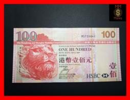 HONG KONG 100 $  1.1.2008  P. 209 E  UNC - Hong Kong