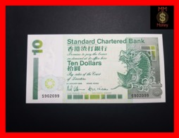 HONG KONG 10 $  1.1.1993   P. 284 A  UNC - Hong Kong