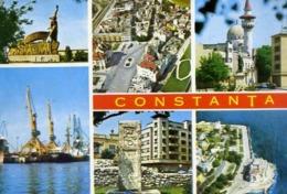 Costanta - Formato Grande Viaggiata – E 13 - Cartoline