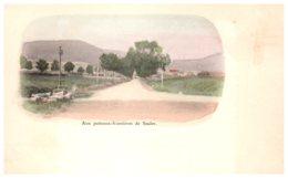 67 SAALES - Poteaux-frontières - Francia