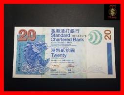 HONG KONG 20 $  1.7.2003  P. 291  UNC - Hong Kong