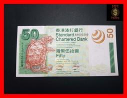 HONG KONG 50 $  1.7.2003  P. 292  UNC - Hong Kong