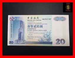HONG KONG 20 $  1.1.1999  P. 329 E  UNC  STAINS - Hong Kong