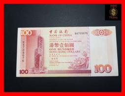 HONG KONG 100 $  1.1.2000  P. 331 F   VF - Hong Kong