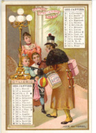 Série 2 Chromos Liébig Janvier Et Février 1893 - Liebig