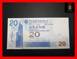 HONG KONG 20 $  1.7.2003  P. 335 A  UNC - Hong Kong