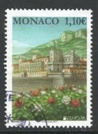 Monaco, Yv 3089 Jaar 2017,   Hogere Waarde,  Gestempeld - Monaco