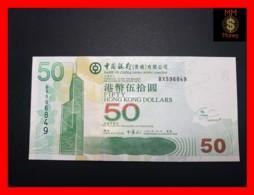 HONG KONG 50 $  1.1.2008  P. 336 E  UNC - Hong Kong