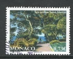 Monaco, Yv 3092 Jaar 2017,  Gestempeld - Used Stamps