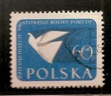 POLOGNE  N°   984  OBLITERE - 1944-.... Republik