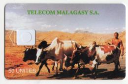MADAGASCAR Corps De Carte - Madagascar