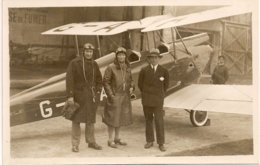 Aviation -  Aviateur Bradley - Kammacher Chef De Port - Lausanne-Blécherette - Rare - Aviateurs