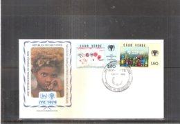 FDC Cabo Verde - Année International De L'Enfant 1979 (à Voir) - Cap Vert