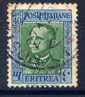 ÉRYTHRÉE - 190° - VICTOR-EMMANUEL III - Eritrea