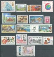 Nouvelle CALÉDONIE - Année Complète 1988 ** - Neukaledonien